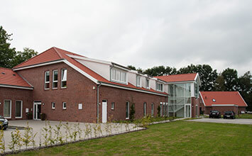 Modernes Dialysezentrum